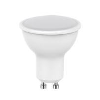 Ampoule LED GU10 5W 320lm 110 degrés 2700k blanc chaud professionnel