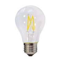 Ampoule LED A60 5W E27 2700k filament blanc chaud professionnelle professionnel