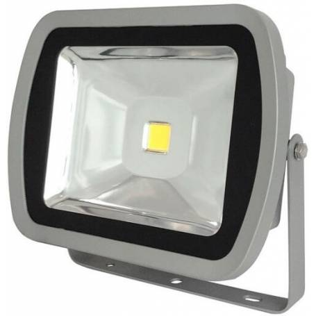 Projecteur led ext rieur 80w blanc froid professionnel for Spot exterieur etanche