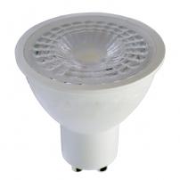 Ampoule LED GU10 7W 38 degrés SMD 4500k blanc neutre professionnel