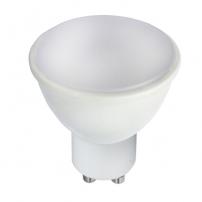 Ampoule LED GU10 7W 500lm 110 degrés ra>80 dimmable 4500k  blanc neutre professionnel