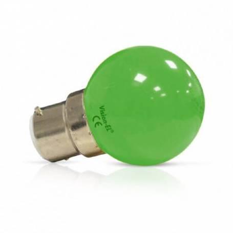 Guirlande Guinguette ampoule led B22 Multicolore Professionnelle professionnel