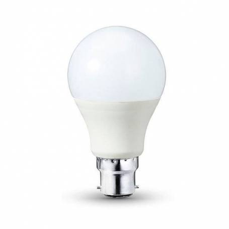 Ampoule B22 dimmable LED 10W 2700k blanc chaud A60