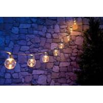 Guirlande led solaire 8M50 lot de 2
