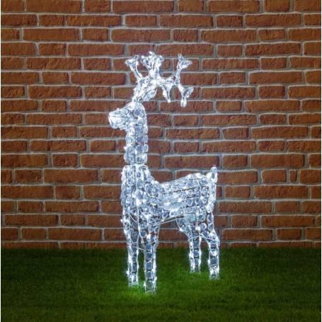 Cristaux acryliques RENNE 200 LED lumi�re fixe professionnel