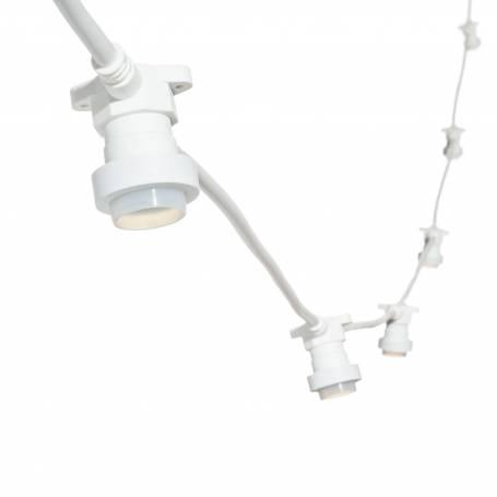 copy of Guirlande Guinguette 5M 10 culots E27 connectable professionnel