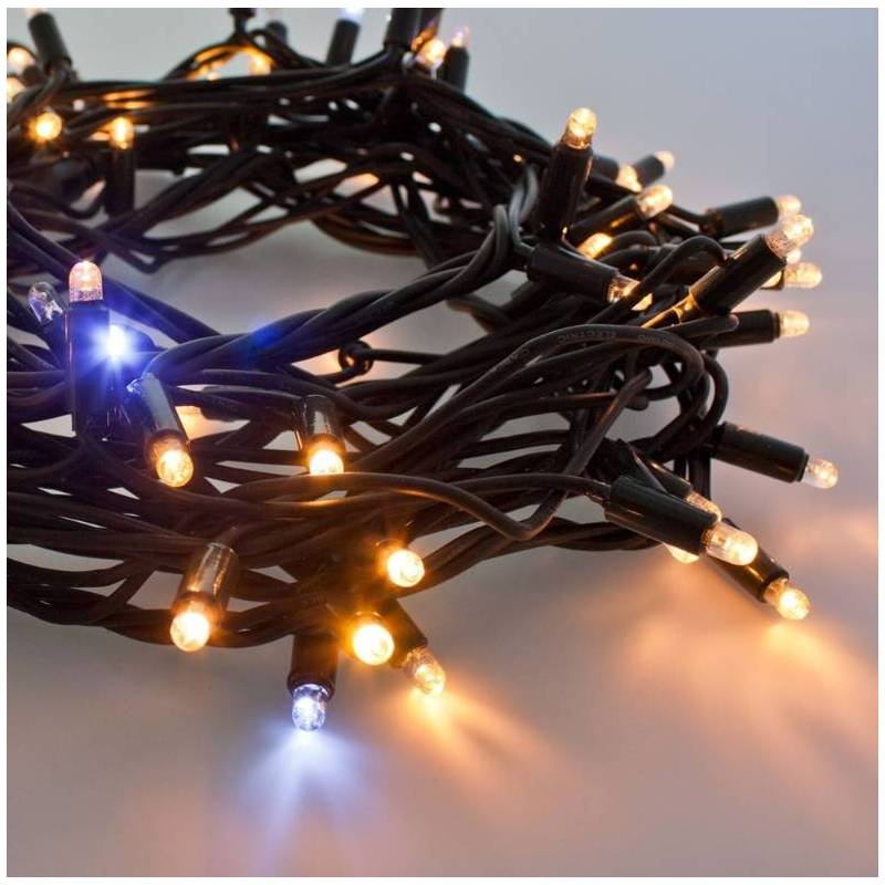 copy of Guirlande lumineuse LED 10M blanc chaud raccordable professionnelle professionnel