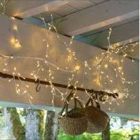Branche lumineuse 3M 288 LED blanc chaud flexible professionnel
