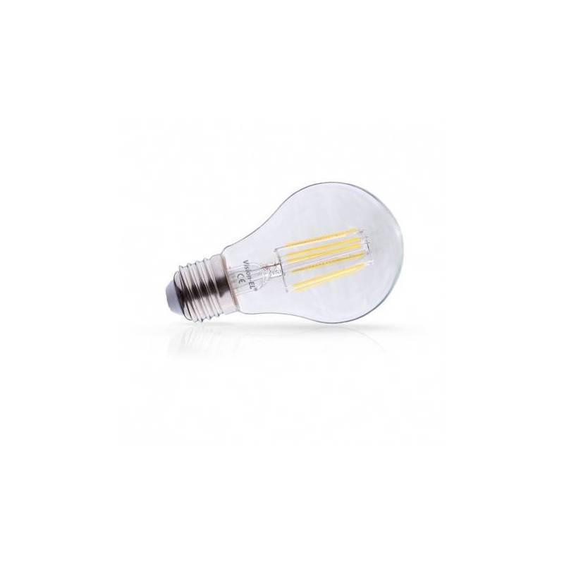 Ampoule LED E27 Filament 4W 495 lumens blanc chaud professionnel