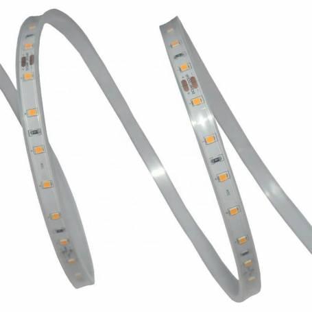 Ruban LED blanc chaud extérieur 5M IP65 professionnel professionnel