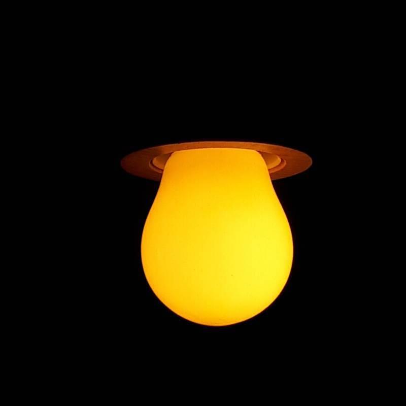 ampoule dimmable 2200k e27 blanc très chaud