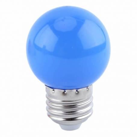 Ampoules guinguette 2W multicolore E27 lot de 10 professionnelle professionnel