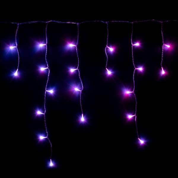 Guirlande stalactite connectée Twinkly original innovant Rainbow arc en ciel