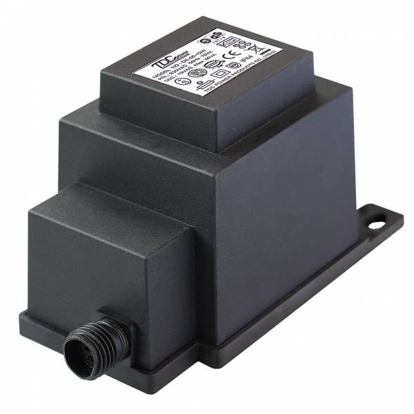 Transformateur 60W max 12V AC IP67 Garden Pro