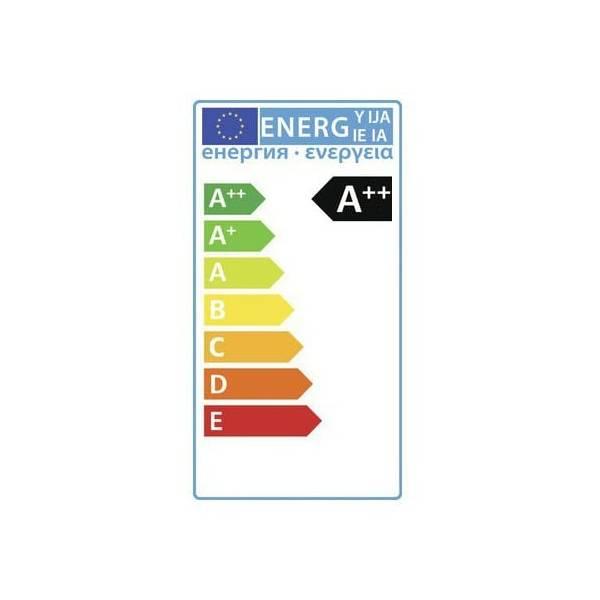 Applique murale LED extérieure 1W blanc chaud IP44 Inox 12V Garden Pro classe énergie A++ basse tension