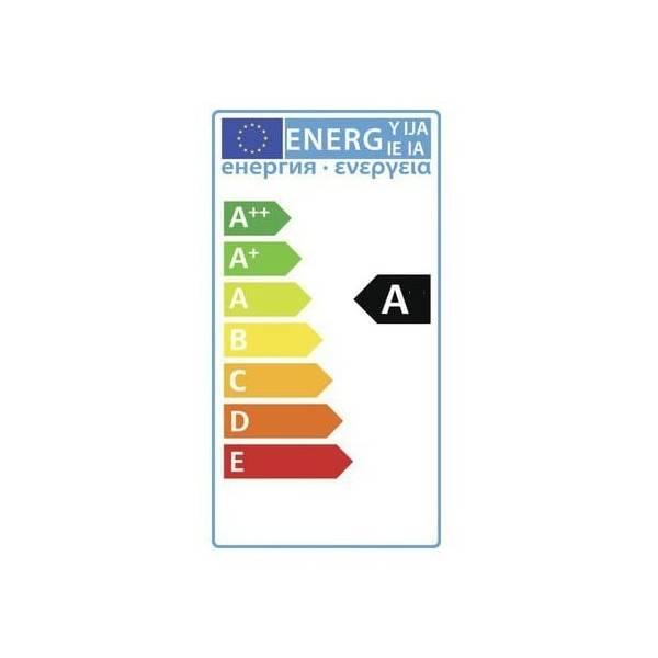 Spot LED encastrable extérieur 5W blanc chaud alu IP67 inclinable noir Garden Pro classe A basse tension