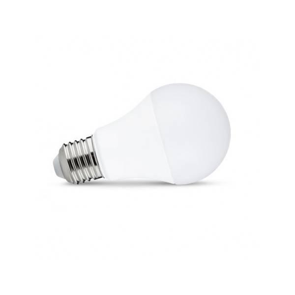 Ampoule LED connectée WIFI dimmable RGB+Blanc CCT 2700K-6500K E27 9W Vision Pro