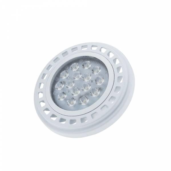 Ampoule LED dimmable AR111 GU10 12W blanc naturel 30 degrés 4500k blanc neutre