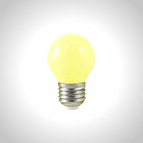 Ampoule LED 2W Guinguette E27 blanc chaud professionnelle