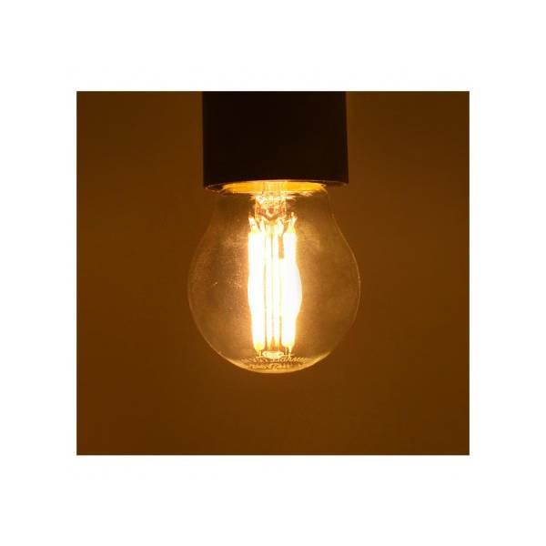 Ampoule filament led 4W E27 2700K guinguette professionnelle