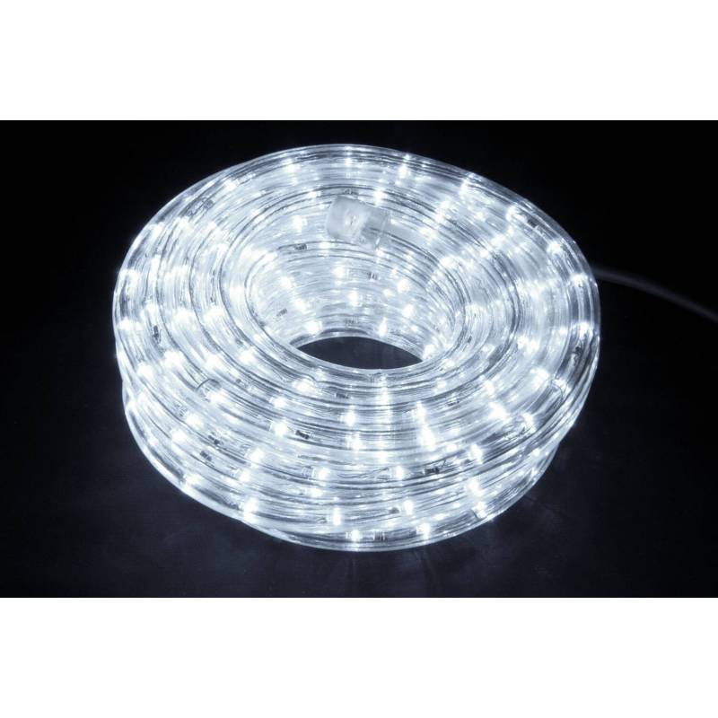 cordon lumineux led blanc froid 10M