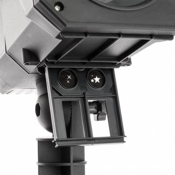 Projecteur de fête 12 images animées blanc froid 24V extérieur et intérieur