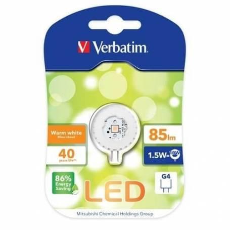 Ampoule Led g4 1,5w 2700k blanc chaud professionnelle