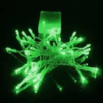 Guirlande led piles Verte 2M 20 leds