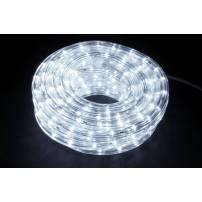 Cordon lumineux led blanc Froid par 2 mètres animé