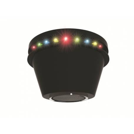 Haut parleur Bluetooth illuminé et animé avec led RGB