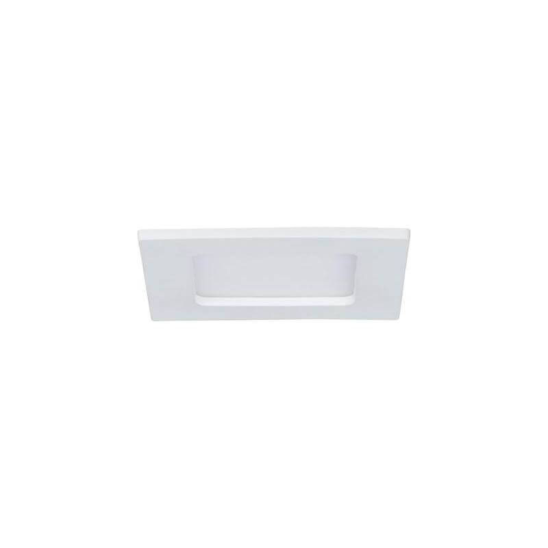 Spot encastrable led salle de bain blanc 6 w blanc naturel for Spot ip44 salle de bain
