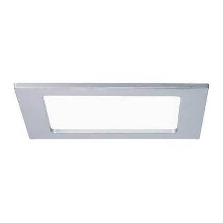 Spot encastrable leD salle de bain led 12 w chrome blanc naturel