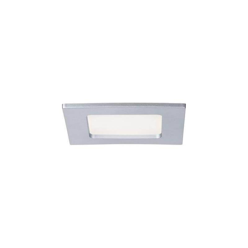 spot encastrable led salle de bain 6w blanc chaud 2700 kelvin. Black Bedroom Furniture Sets. Home Design Ideas