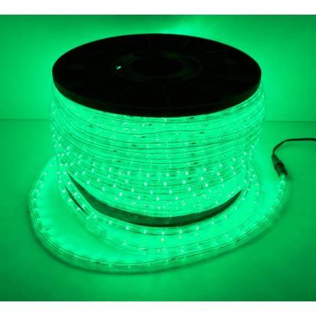 cordon lumineux led 50 mètres vert