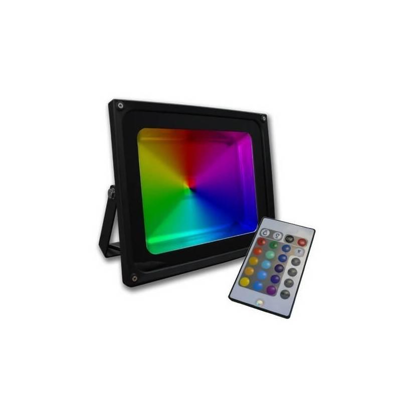 location Projecteur led 50W RGB changement de couleur professionnel extérieur
