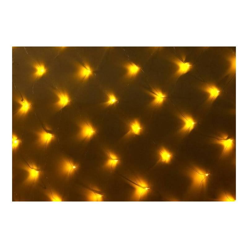 Filet lumineux led professionnel 320 Led blanc chaud 20W