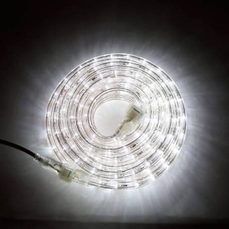 cordon lumineux led professionnel 30 mètres blanc froid