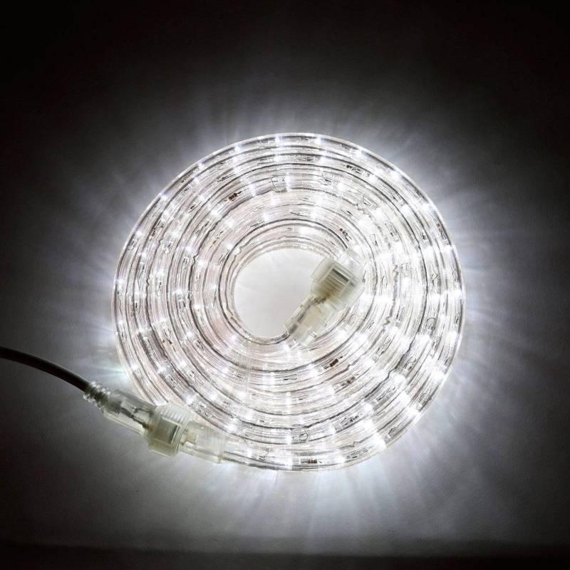 cordon lumineux led 40M blanc froid professionnel extérieur