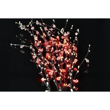 branche lumineuse led rouge extérieur pas cher