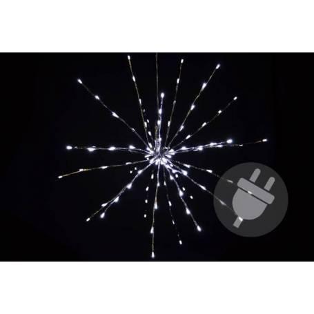 Etoile lumineuse LED Meteor intérieur extérieur 120 led