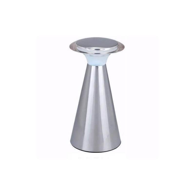 Centre de table Bump rechargeable sans fil blanc froid Gris professionnel