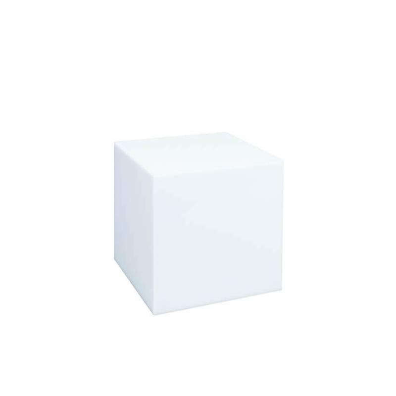 Mini cube lumineux led multicolore RVB piles sans fil autonome professionnel