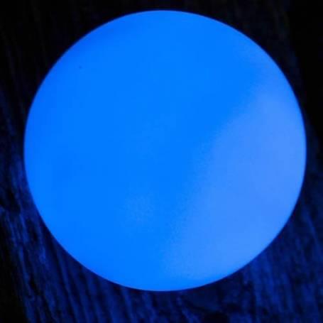 Mini boule lumineuse led multicolore piles  fixe ou clignotement sans fil professionnel