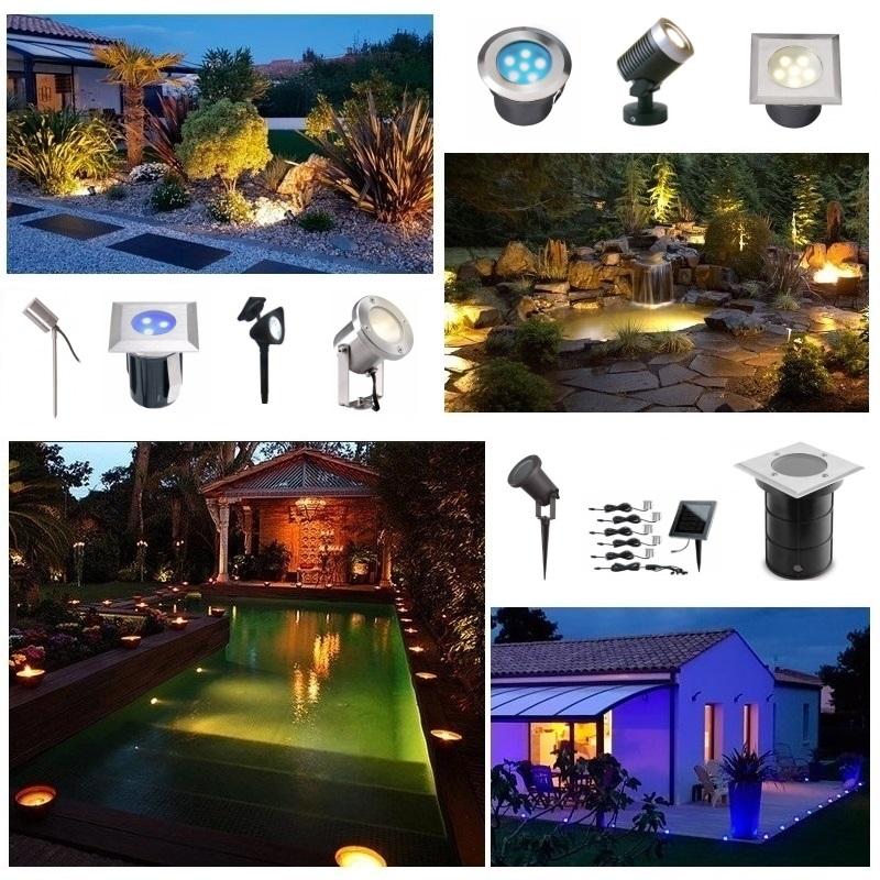 Guide d'achat : comment choisir votre Spot LED extérieur ?