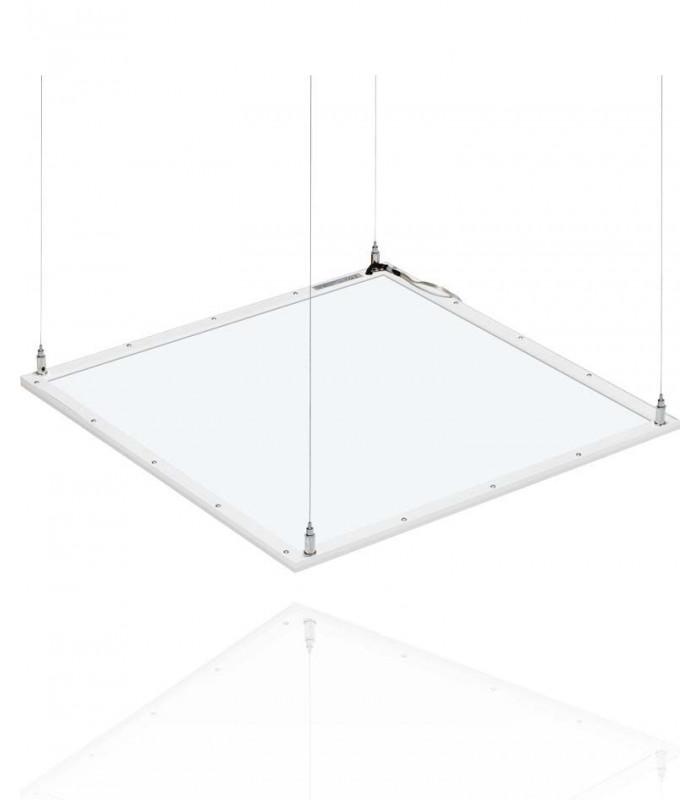 dalle led plafond suspendu