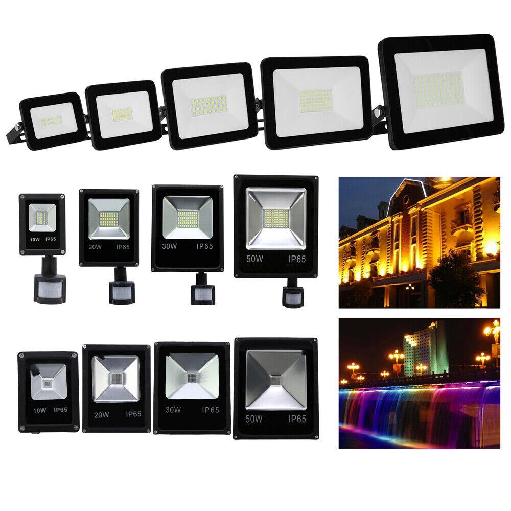 Guide d'achat : Comment bien choisir votre Projecteur LED extérieur pour un résultat professionnel ?
