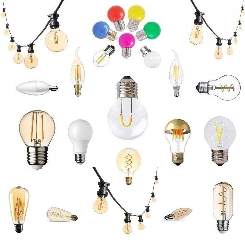 Quelle ampoule LED choisir pour votre guirlande guinguette extérieure ?